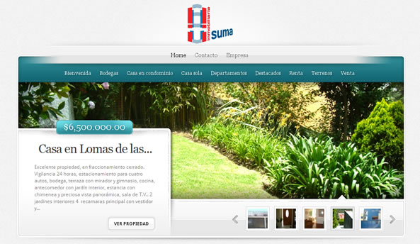 Suma web design